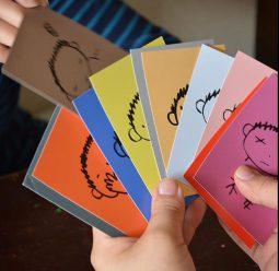 ハルのきもちいろいろカード