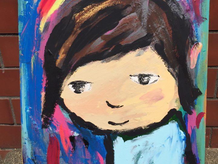 [お礼]子どものきもち絵本原画展を終えて