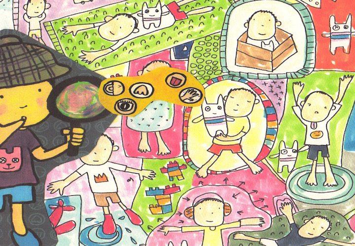 [お礼とご報告]チアキの感覚過敏を探検〜絵本『発達凸凹なボクの世界』発刊1周年イベント