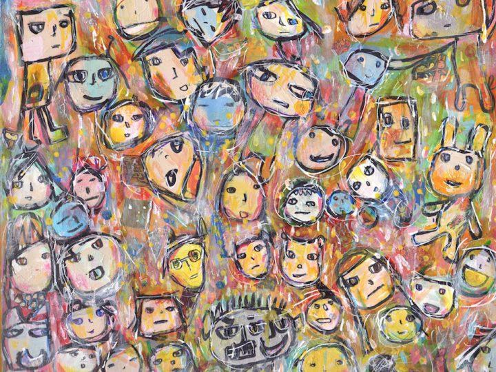[3/13-3/19]子どものきもち絵本原画展part.2ーぷるすあるはのチアキのアトリエ