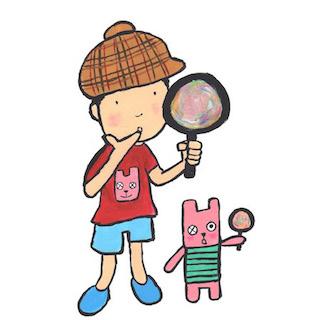 視覚過敏の視点からテキスト・ノートや机などの学習環境を探検(チアキ編)