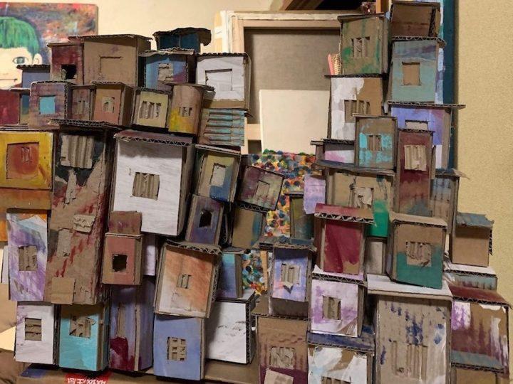 [11/30-12/22]小平市展覧会・なかまちテラスで先行ミニ展示行います